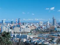 仙台市全景